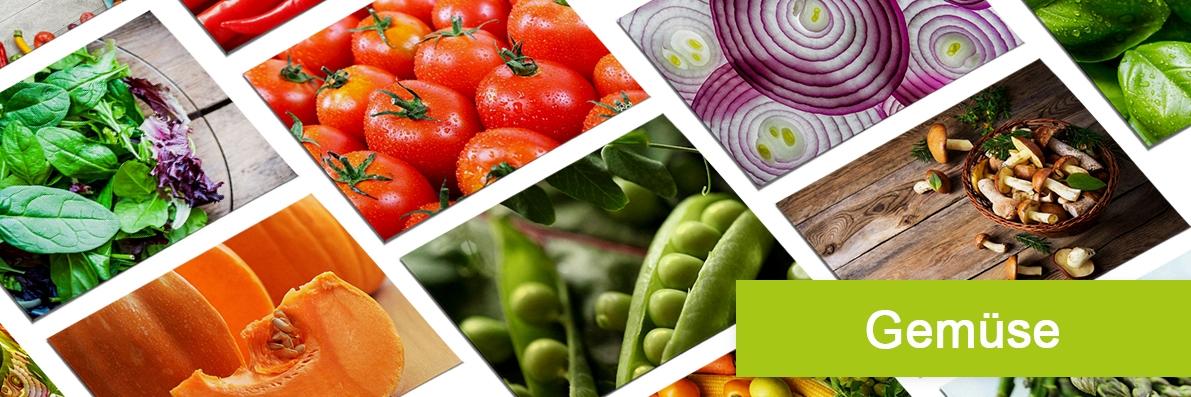 Vegetarisch/Gemüse