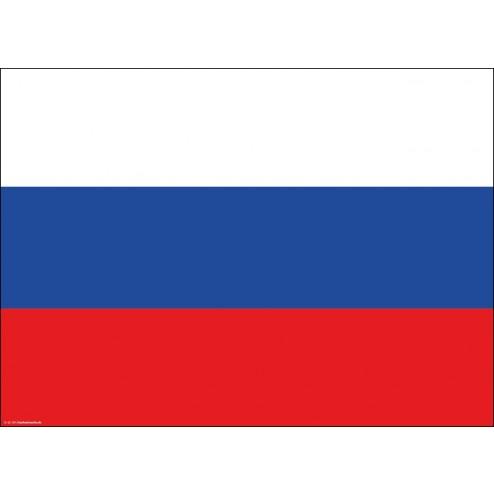 Tischset   Platzset - Russland - aus Papier - 44 x 32 cm