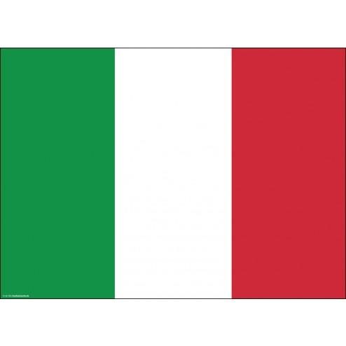 Tischset | Platzset - Italien - aus Papier - 44 x 32 cm