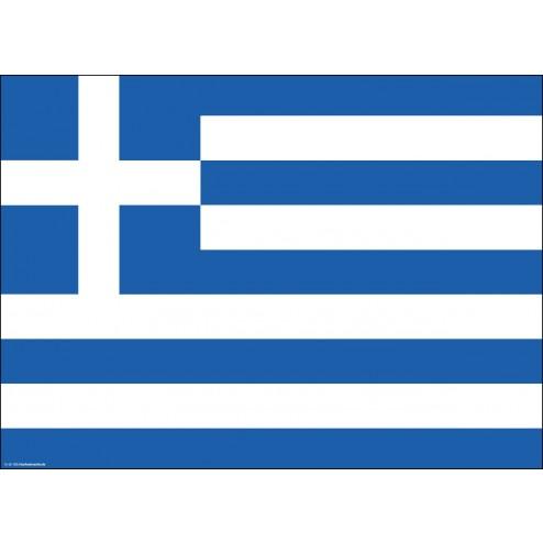 Tischset | Platzset - Griechenland - aus Papier - 44 x 32 cm