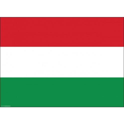Tischset | Platzset - Ungarn - aus Papier - 44 x 32 cm