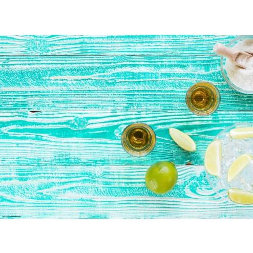 Tequila - Tischset aus Papier 44 x 32 cm