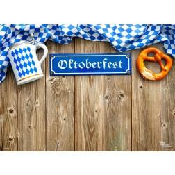 Tischset | Platzset - Oktoberfest - aus Papier - 44 x 32 cm