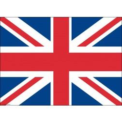 Tischset | Platzset - Großbritannien - aus Papier - 44 x 32 cm