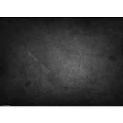 Schieferplatte schwarz  - Tischset aus Papier 44 x 32 cm