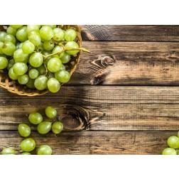 Grüne Trauben - Tischset aus Papier 44 x 32 cm