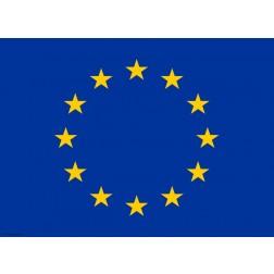 Flagge Europa - Tischset aus Papier 44 x 32 cm