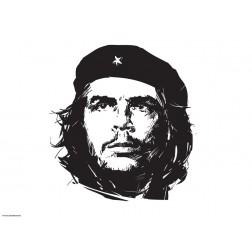 Che Guevara - Tischset aus Papier 44 x 32 cm