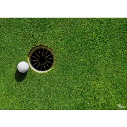 Tischsets | Platzsets - Ball am Loch aus Papier - 44 x 32 cm