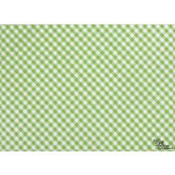 "Tischsets | Platzsets - Muster ""grün"" aus Papier - 44 x 32 cm"