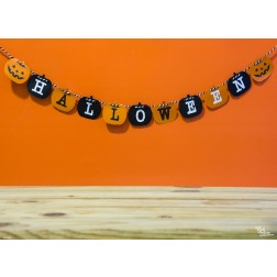 Tischsets | Platzsets - Halloween Deko aus Papier - 44 x 32 cm