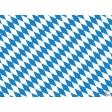 Flagge Bayern - Tischset aus Papier 44 x 32 cm
