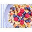 Tischsets | Platzsets - Fruchtiges Müsli aus Papier - 44 x 32 cm