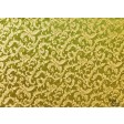 "Tischsets | Platzsets - Muster ""grün/gold"" aus Papier - 44 x 32 cm"