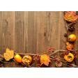 Tischsets | Platzsets - Herbstliches Dekor (3) aus Papier - 44 x 32 cm