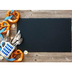 Tischset | Platzset - Dekor&Tafel - aus Papier - 44 x 32 cm