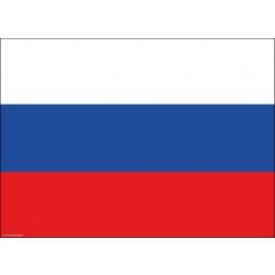 Tischset | Platzset - Russland - aus Papier - 44 x 32 cm