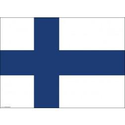 Tischset | Platzset - Finnland - aus Papier - 44 x 32 cm