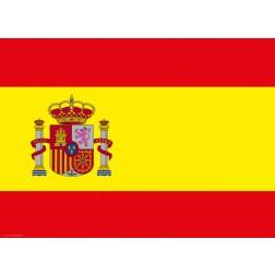 Tischset | Platzset - Spanien - aus Papier - 44 x 32 cm