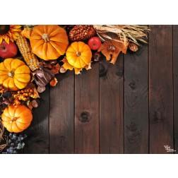 Tischsets | Platzsets - Herbstliches Dekor (2) aus Papier - 44 x 32 cm