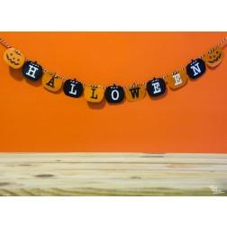 Halloween Deko - Tischset aus Papier 44 x 32 cm